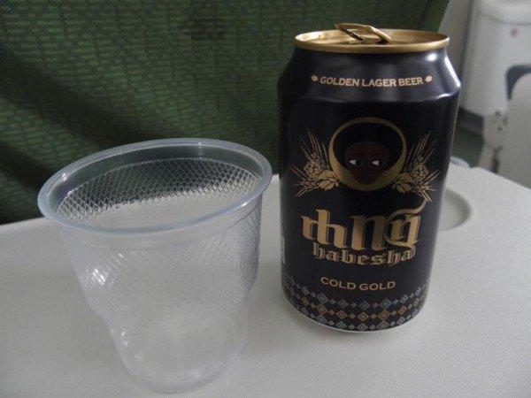 エチオピア航空ビール